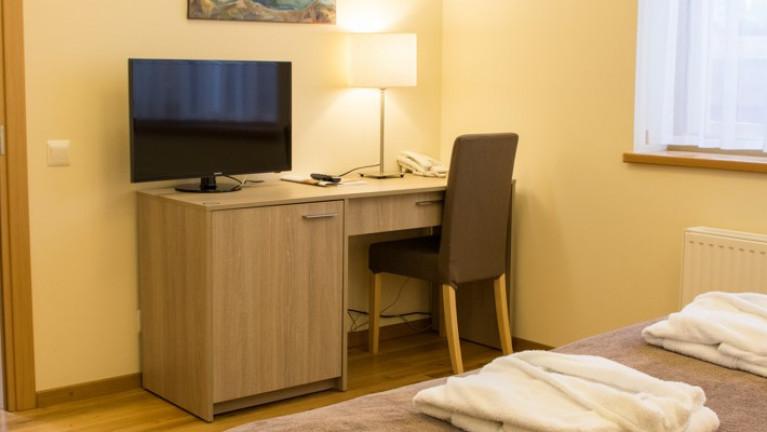 Double PLUS room